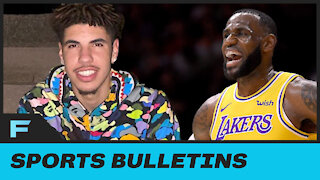 LaMelo Ball Says His Choice Is LeBron James Over Giannis Antetokounmpo For NBA MVP