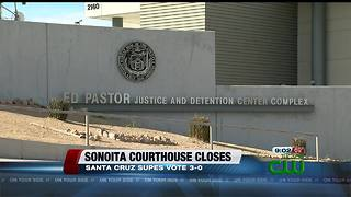 Courthouse in Sonoita slated to close in 2019 - Video