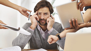 How to manage an overwhelming workload - Video
