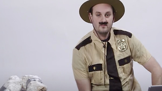 These People Have Never Seen 'Super Troopers' - Video