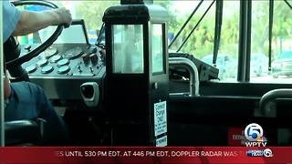 St. Lucie County bus rides free until 2019 - Video