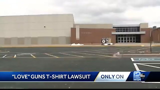 School Sends Teen to 'The Cubicle' Because of His Pro-2nd Amendment Shirts