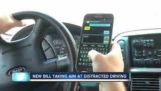 New push for stricter Florida distracted driving laws
