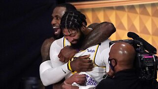Lakers Win Championship In Game 6 Against Miami Heat