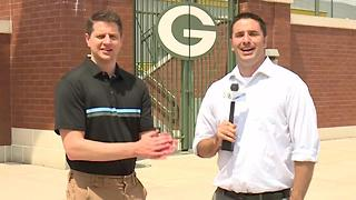 Day 5 report from Packers Training Camp - Video