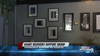 Local group creates a community for people struggling addiction