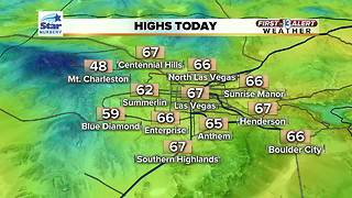 13 First Alert Weather for March 6 2018 - Video