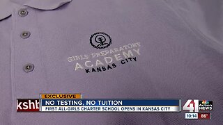 Free all-girl school set to open in Kansas City, Missouri