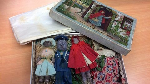 Treasured 100 year old box of Christmas chocolates to go on sale