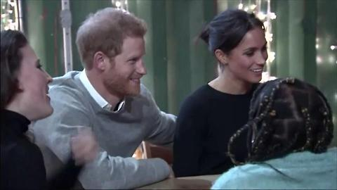 Prince Harry And Meghan Markle May Have A Royal Baby Sooner Than You Think