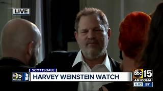 Harvey Weinstein going to rehab in Scottsdale, TMZ reports - Video