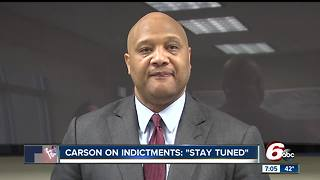 Indictment of former Trump campaign officials prove Russian involvement in election, says Rep. Andre Carson - Video