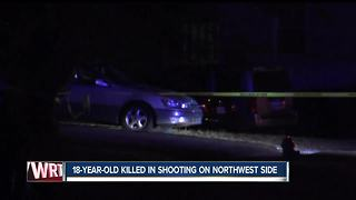Four dead, including one 13-year-old, in violent Indianapolis weekend - Video