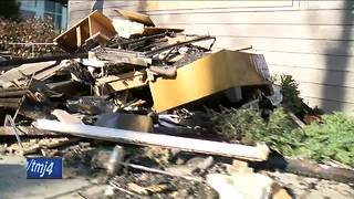 Overnight fire leaves $175,000 in damages to Glendale home