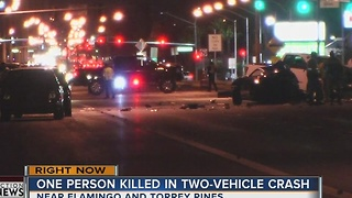 UPDATE: Woman killed in crash, suspect description released - Video