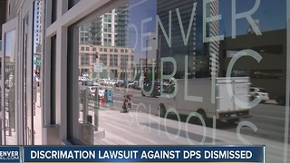 Lawsuit against Denver Public Schools dropped - Video