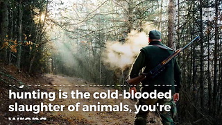 The Truth About Hunting - Video