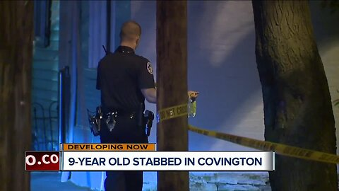9-year-old child attacked in Covington Friday night