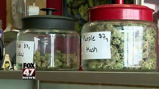 Deadline in one week for pot shop owners - Video