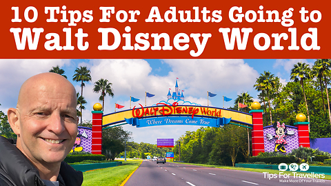 10 Walt Disney World Florida For Adults Tips