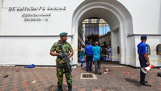 Hundreds Dead And Injured In Sri Lanka Church And Hotel Bombings