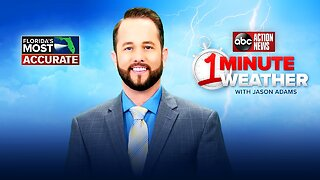 Florida's Most Accurate Forecast with Jason on Friday, March 6, 2020