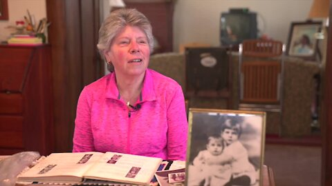 Lansing Woman Donates Unique Family Heirloom