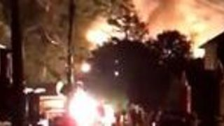 Residents Evacuated After Train Derails, Catches Fire in Pennsylvania - Video