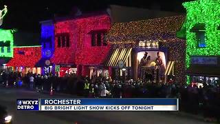 Big Bright Light Show kicks off in Rochester tonight - Video