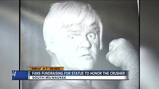 Petition calls for statue of Da Crusher