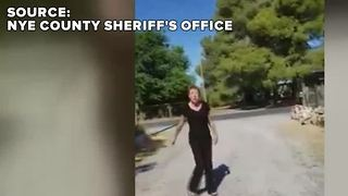 Attack on 61-year-old Pahrump woman record on cell phone - Video