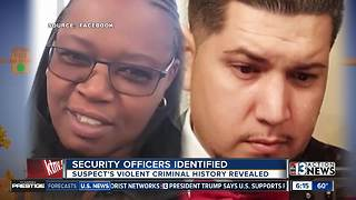 Security officers identified in deadly hotel shooting - Video