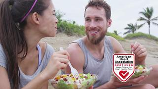 American Heart Association's Heart Check-mark (30s) - Video