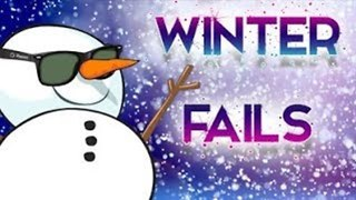 Fail Life 28: Winter Fails - Video
