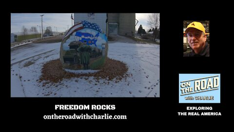 Episode #005 - Greene County and Carroll County Freedom Rocks