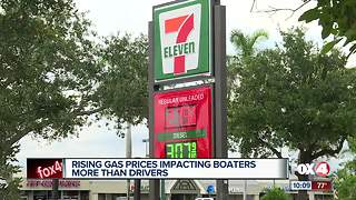 Increased gas prices adding to Lake O woes - Video