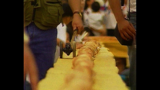 World's Longest Sandwich - Video