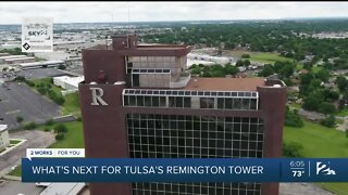Tulsa's Remington Tower to become apartment building