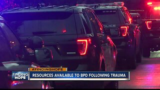 Mental health resources available to Boise Police officers following traumatic events