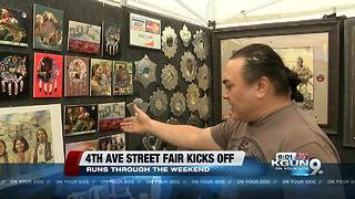 Fourth Avenue Spring Street Fair is this weekend - Video