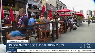 Program to boost local businesses