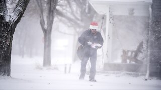Winter Storm Slams Parts of Northern Plains, Midwest