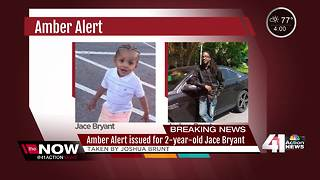 AMBER Alert issued for KCK 2-year-old