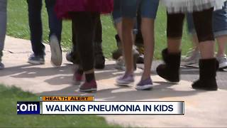 Ask Dr. Nandi: Symptoms and treatment for walking pneumonia in children - Video