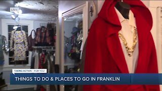Places To Check Out In Franklin