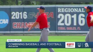Jackson Wenstrom double dips at FAU