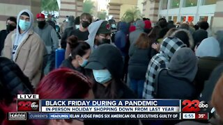 Black Friday at the Valley Plaza Mall