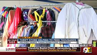 Helping Hands thrift shop in Grant County expands - Video