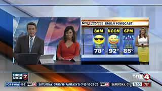 National Emoji Day Forecast - Video
