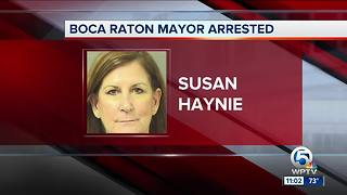 Boca Mayor Haynie charged with official misconduct - Video